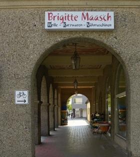 Maasch-Burghausen-Laden